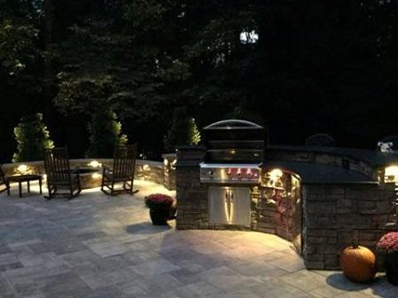 Patios & Firepits by Raleigh Deck Builder